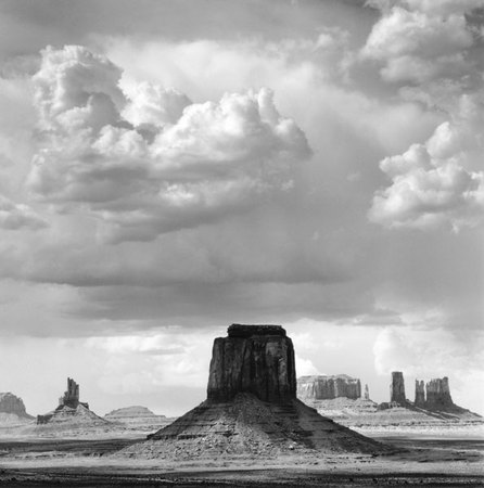 <b>Merrick Butte,<br>