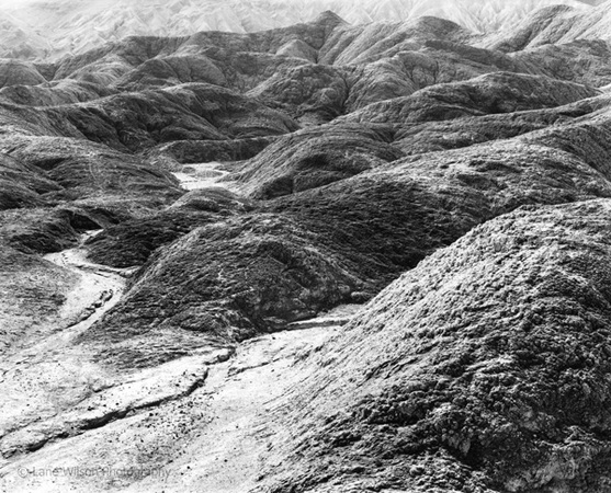 <b>Twenty Mule Team Canyon,<br>